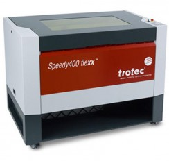 Trotec Speedy 400 flexx
